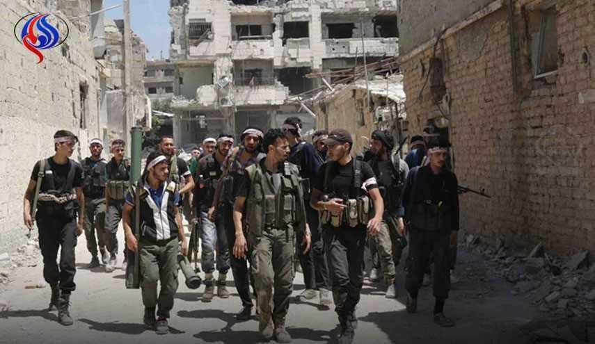 Syria: Infighting Intensified among Terrorist Groups in Eastern Damascus
