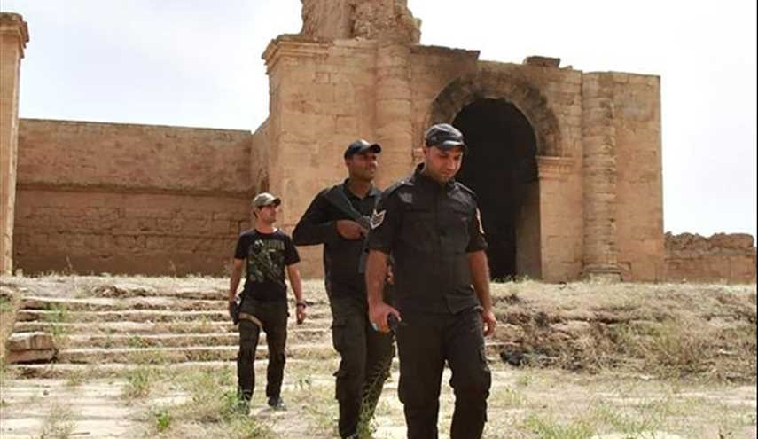 Iraqi Volunteer Forces Liberate Ancient City Southwest of Mosul