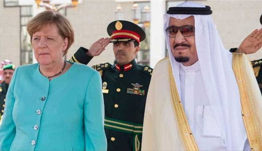 Germany's Merkel Tells Saudis to Stop War on Yemen as Arms Sales Go On