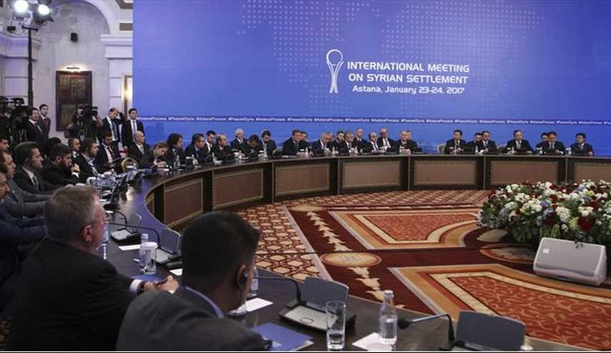 Armed Syrian opposition to continue Astana talks participation Thursday