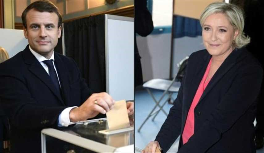 France begins voting in second round of presidential election