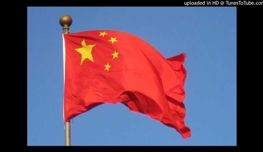 China wants its anthem sung, but maybe not at parties