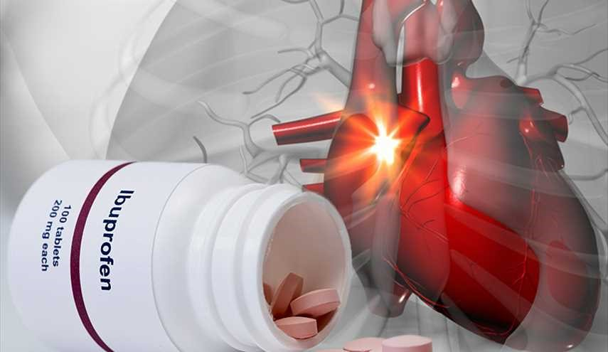 Pain killers and the increased risk of heart attack; What about ibuprofen?