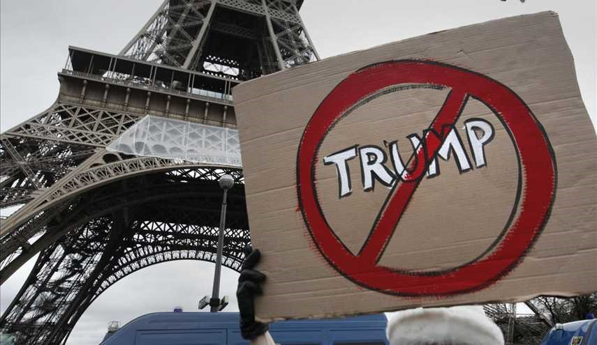 French dislike Donald Trump even more than Putin, Xi and Merkel, Poll finds