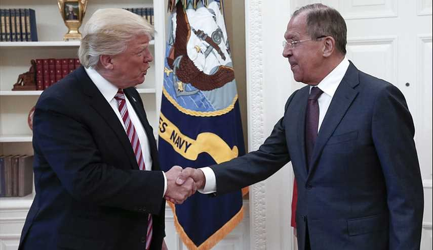 White House bars US press from Trump-Lavrov's meeting but allows Russian media
