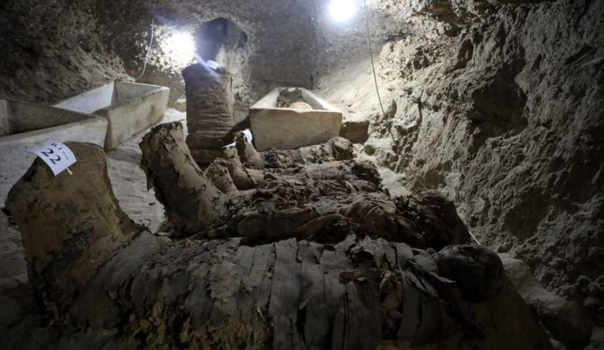 Ancient Burial Chamber Uncovered in Egypt, With 17 Mummies ... So Far