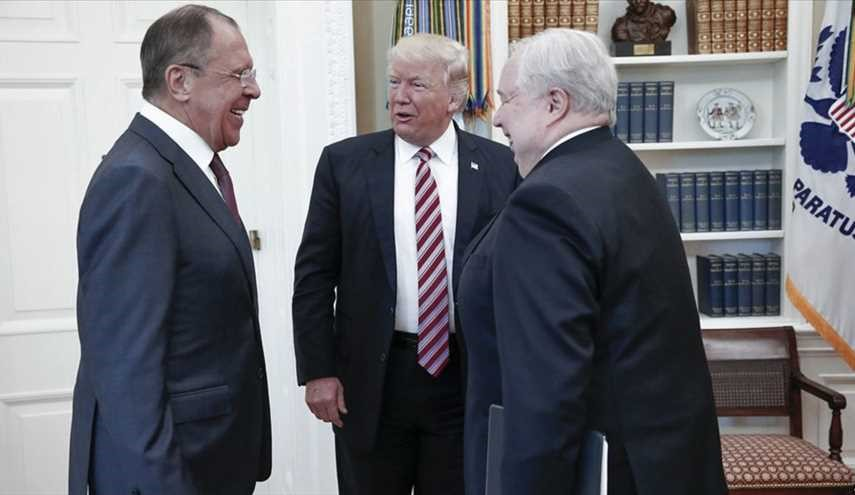 Trump revealed highly classified information to Lavrov