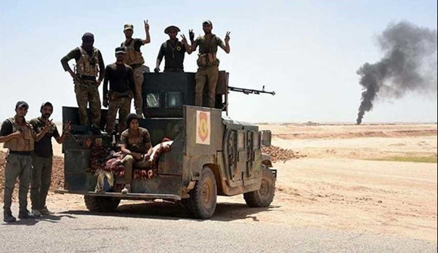 Iraqi Popular Forces Liberate More Villages in Qayrawan Region