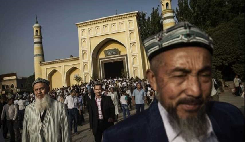 Rights group: China moves to amass DNA in Muslim region