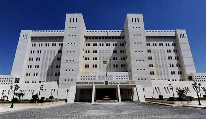 Syria dismisses US allegations about executing, burning prisoners as lies