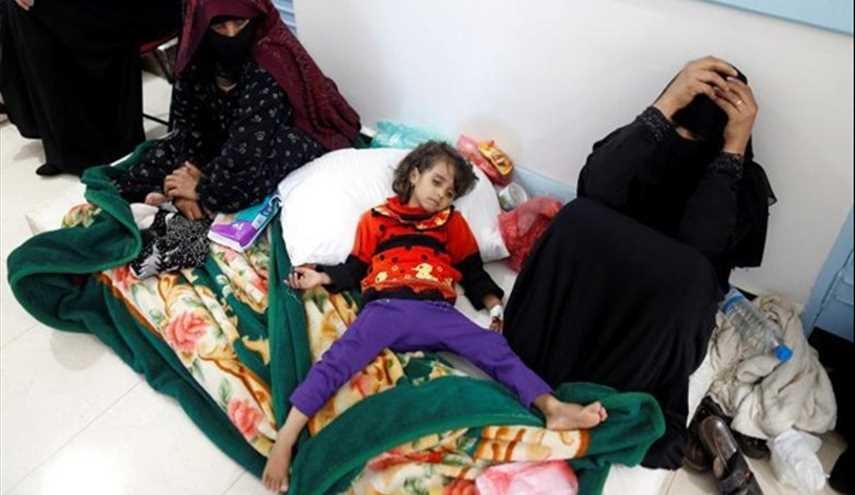 Yemen Death Toll from Cholera Passes 200