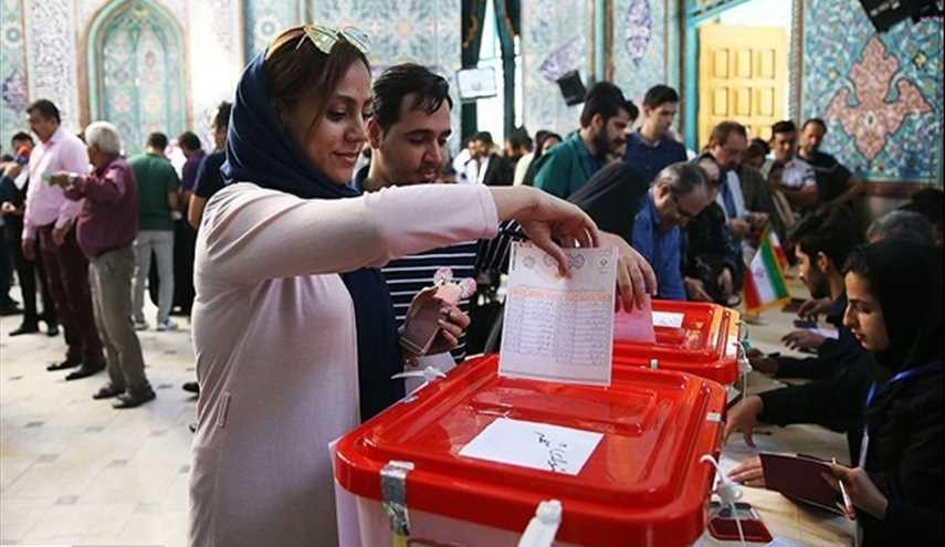 Tehranis Go to Polls to Pick Next President, City Council Members