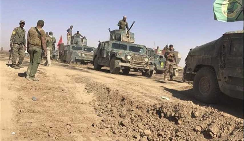 Iraqi Popular Forces Capture Part of Ba'aj near Syrian Border