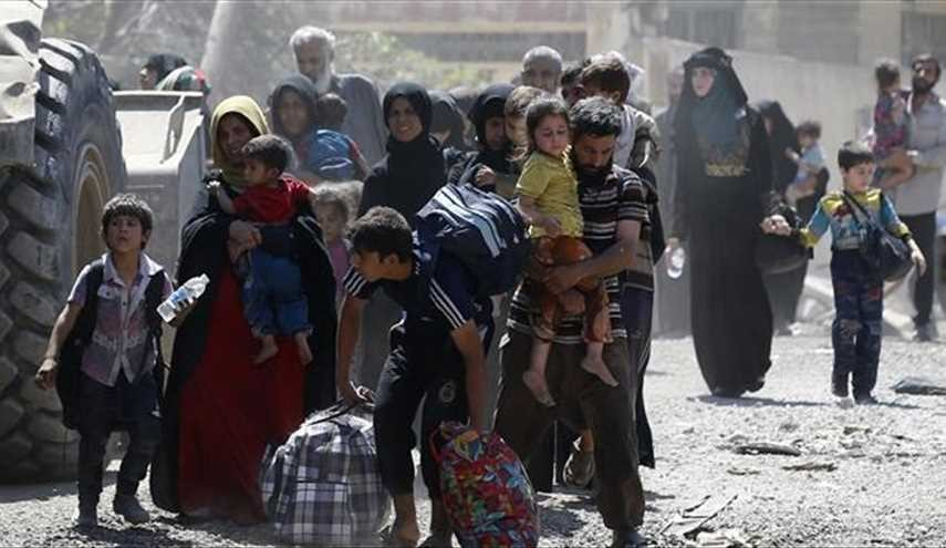 Civilians killed while fleeing ISIS in Iraq's Mosul