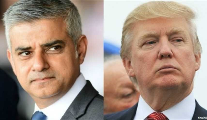 Cancel Trump state visit, says Sadiq Khan, after London attack tweets