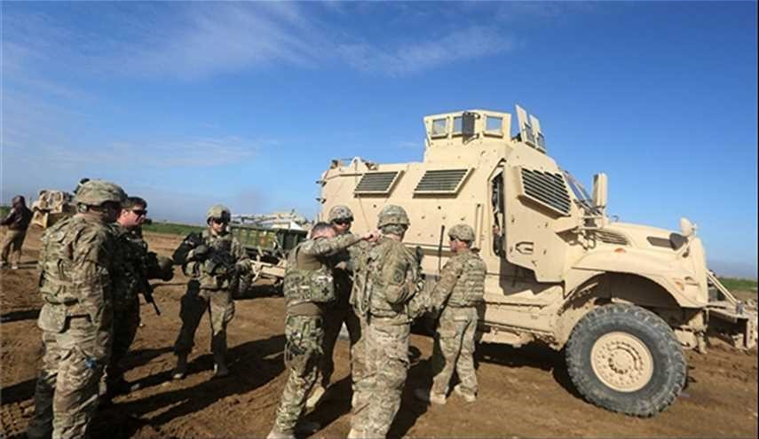 US-led coalition sets up 2nd military base at Syria's border with Iraq
