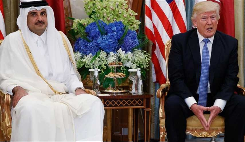 Pentagon contradicts Trump tweets and praises Qatar for its 'enduring commitment to regional security'