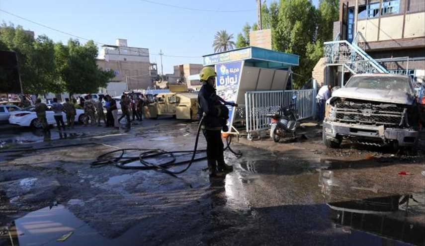 Woman detonates bomb in crowded Friday market in Iraq, killing at least 30