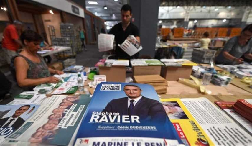 France returns to polls to elect new parliament