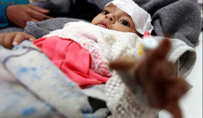 Cholera Rages Across Yemen, One Child Infected Every Minute