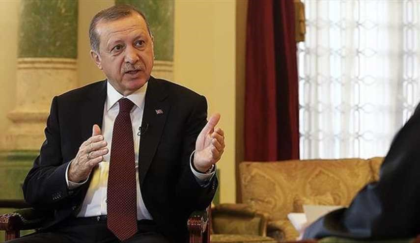 Turkey's Erdogan Urges Saudi, US to Join Astana Process on Syria