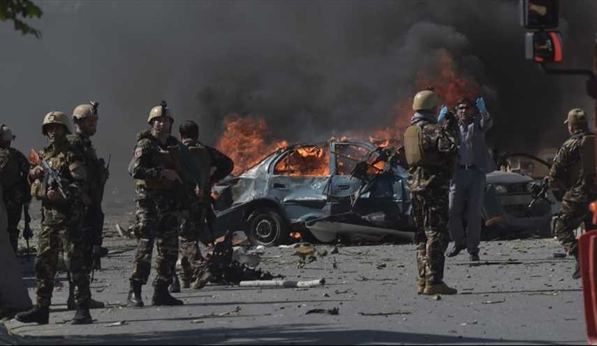 Dozens killed in Taliban attack on Afghanistan police headquarters