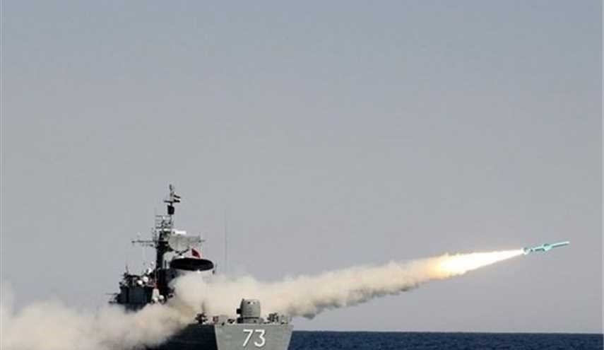 Iran, China stage joint naval drill