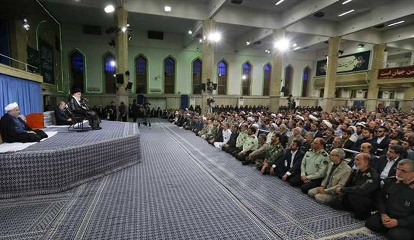 Ayatollah Khamenei: Muslims Obliged to Fight against Israel