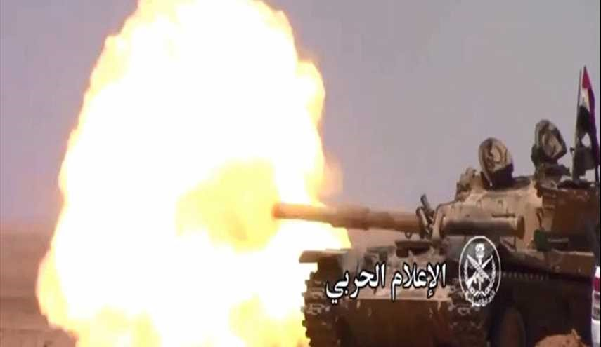 VIDEO: Syrian Army Gains Control over Villages on Administrative Border of Deir Ezzur