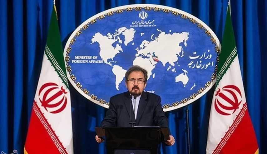 US turning blind eye to real perpetrators of terror acts: Iran's Spokesman