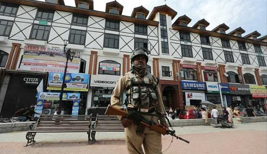 Indian Kashmir in lockdown for key anniversary
