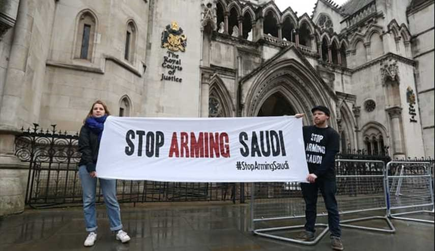 UK arms sales to Saudi Arabia under threat as court ruling on terrorism looms