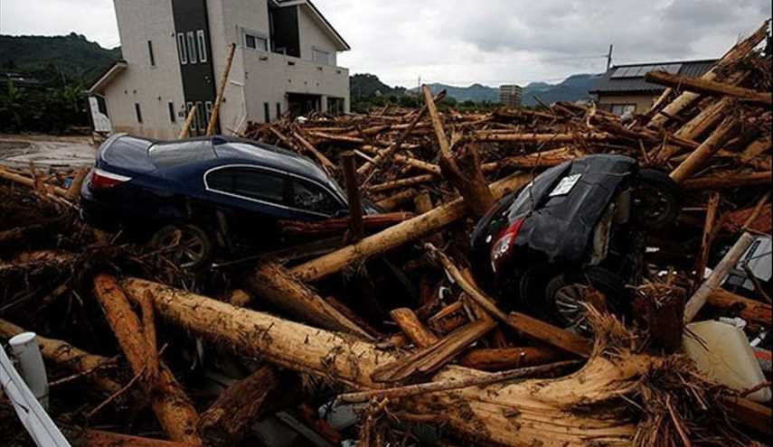 Japan Floods: Several Dead, Many Missing