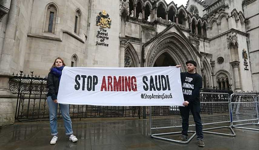 Government Failure to Halt Sales of Arms to Saudi Arabia not Unlawful, Court Rules