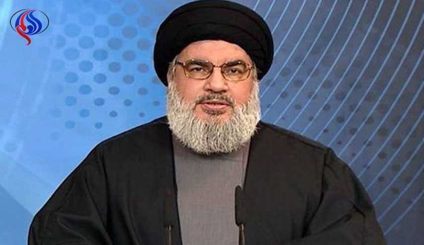 US created ISIS, allowed regional states to fund terror group: Nasrallah