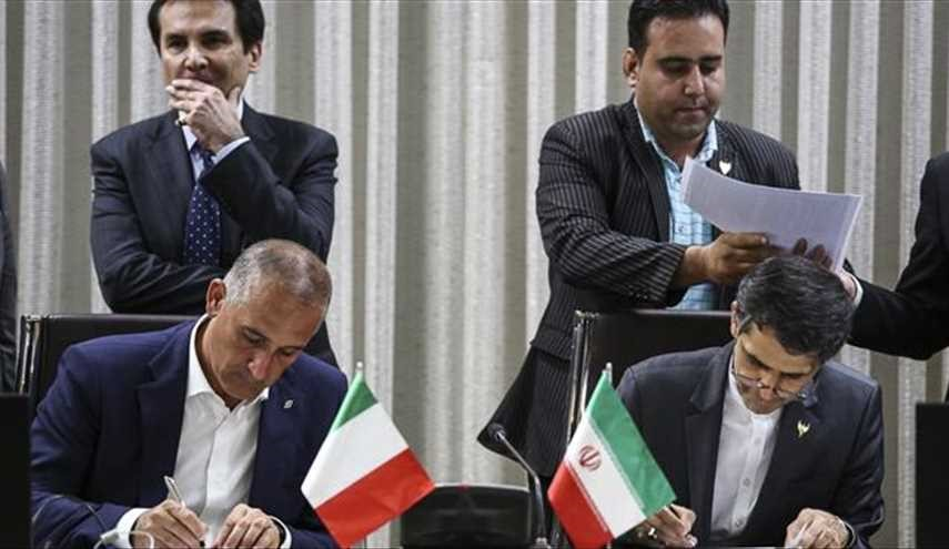 Italy, Iran sign $1.3 billion high-speed rail deal