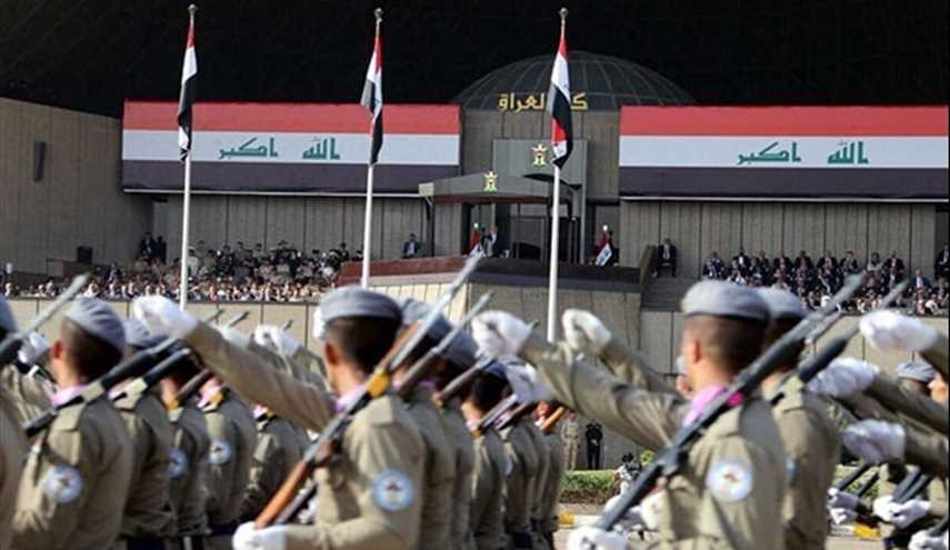 Iraq Celebrates Victory over ISIL Militants with Military Parade in Baghdad