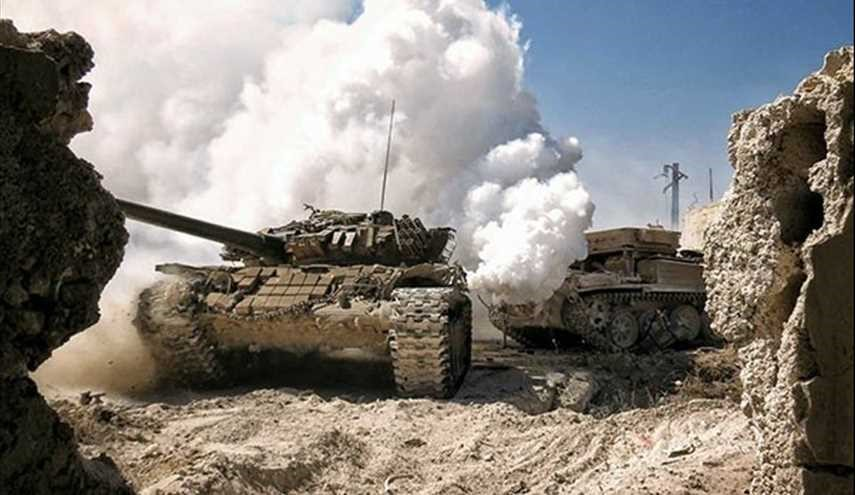 Syrian Army Scores Major Advances in Eastern Damascus