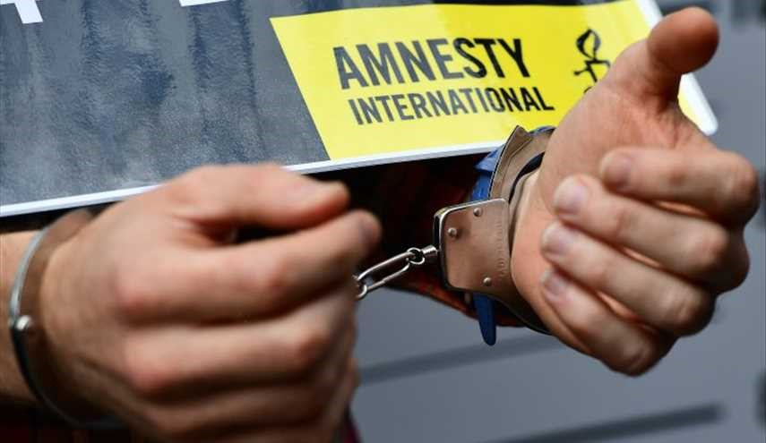 Amnesty International says justice a strangers in Turkey