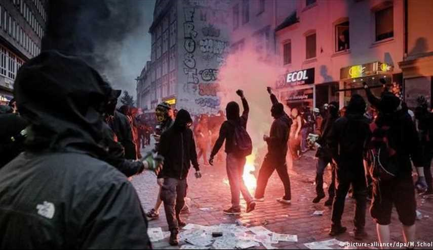 Germany: G20 riots caused up to $13.8 million insured damage