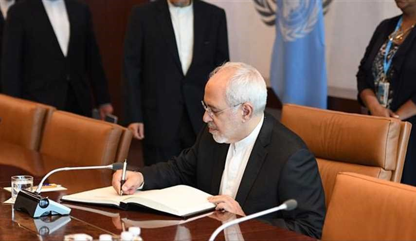 New US sanctions violate JCPOA spirit: Zarif