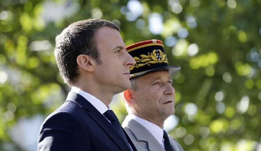 French military chief quits over budget dispute with Macron