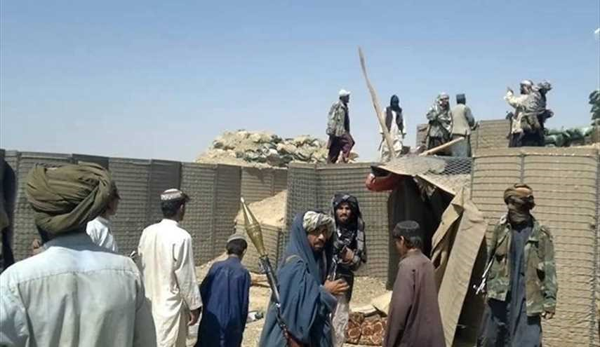 North Afghan districts fall to Taliban