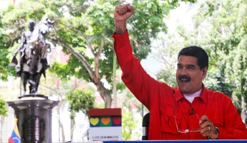 Maduro vows to go ahead with referendum despite 'imperial' threats