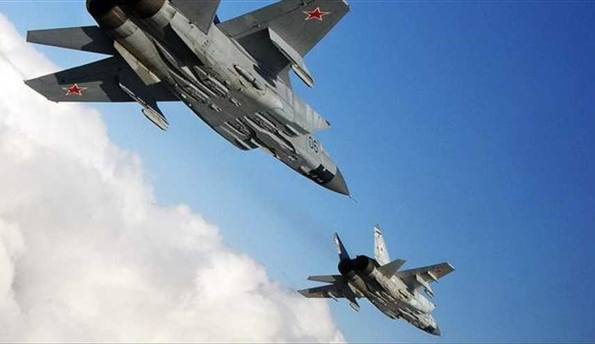 Russian Jets Intercepted by NATO Planes over Estonia