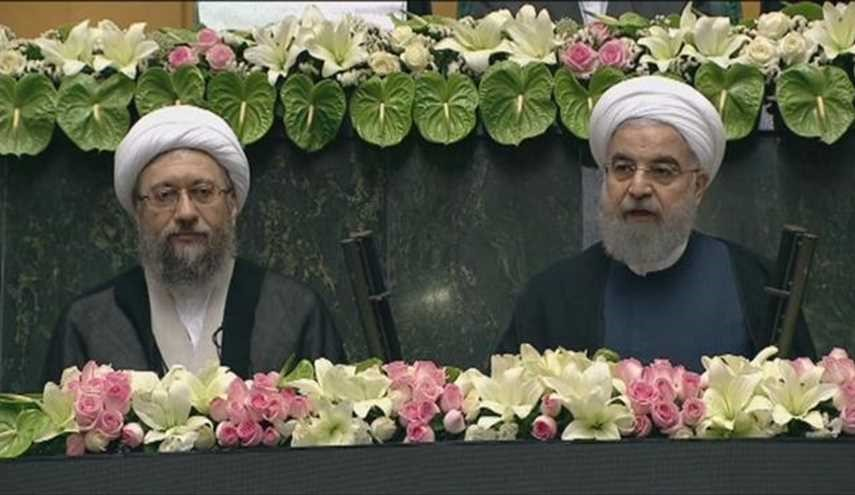 Rouhani Sworn in for 2nd Term as Iran President