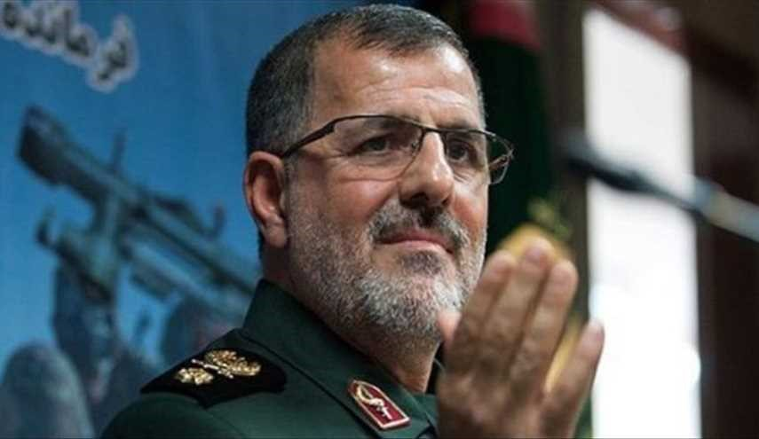 IRGC Dismantles Terrorist Group in Northwest Iran: Commander