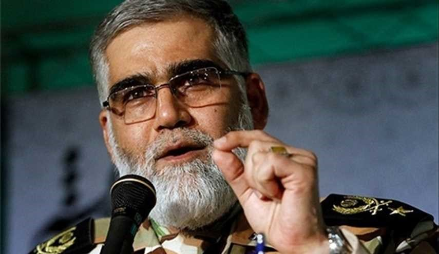Senior Commander Stresses Iran's Full Intelligence Superiority over Region