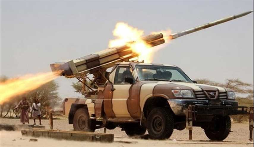 Yemeni Army's Missiles Inflict Heavy Casualties on Saudi-Led Troops in Assir Province