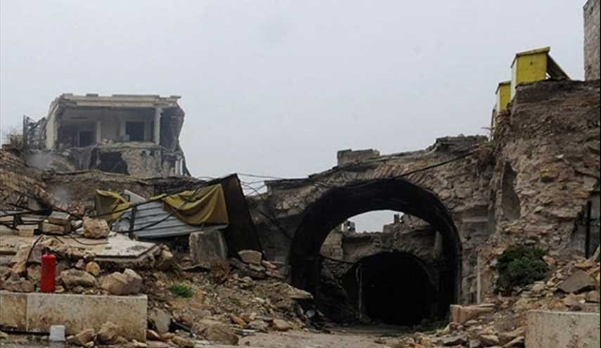 Rebuilding Destroyed Aleppo